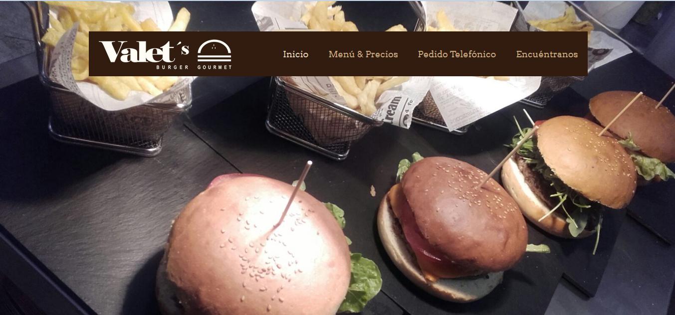 Valet's Burger